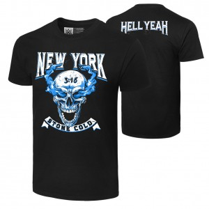 "Stone Cold Steve Austin ""Hell Yeah: New York"" T-Shirt"