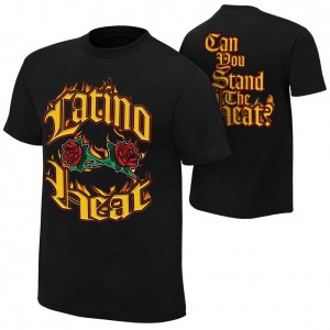 "Eddie Guerrero ""Can You Stand the Heat"" Retro T-Shirt"