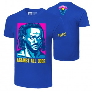 "Kofi Kingston ""Against All Odds"" Authentic T-Shirt"