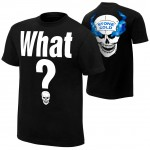 Stone Cold Steve Austin What Retro T-Shirt