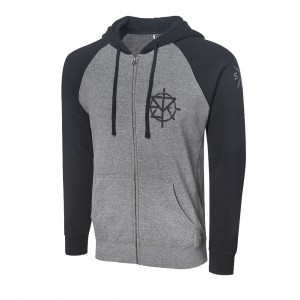 "Seth Rollins ""Beast Slayer"" Full Zip Hoodie Sweatshirt"