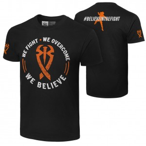 "Roman Reigns ""We Believe"" Youth Authentic T-Shirt"