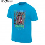 "Naomi ""Glow with the Flow"" Neon Collection Graphic T-Shirt"