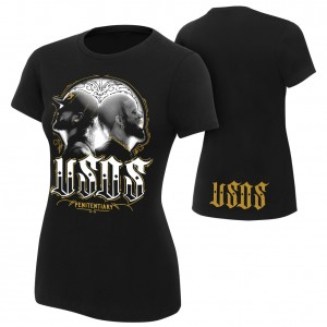"""The Usos """"Penitentiary"""" Women's Authentic T-Shirt"""