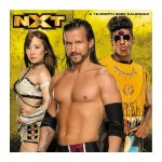 NXT Superstars 2020 Wall Calendar