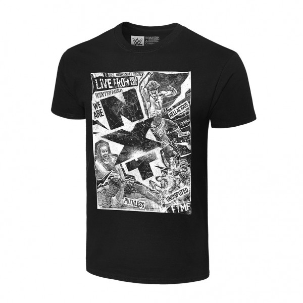 """NXT """"Live from Full Sail"""" T-Shirt"""
