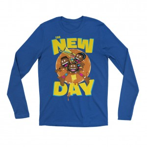 "New Day ""Pancake"" Long Sleeve T-Shirt"