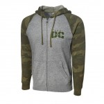 "The Club ""OC"" Full Zip Hoodie Sweatshirt"