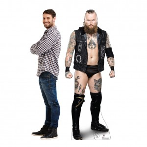 Aleister Black Standee