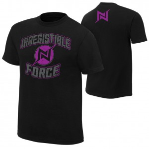 "Nia Jax ""Irresistible Force"" Youth Authentic T-Shirt"