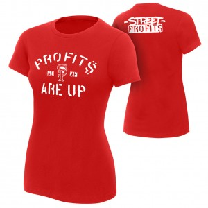 "Street Profits ""Profits Are Up"" Women's Authentic T-Shirt"