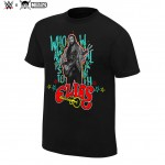 """Elias """"WWE"""" Neon Collection Graphic T-Shirt"""