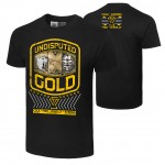 "Undisputed Era ""Undisputed Gold"" Authentic T-Shirt"