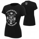 """Triple H """"Monarch and Authority"""" Women's Authentic T-Shirt"""