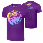"""Boss 'n' Hug Connection """"Smiley Face"""" Authentic T-Shirt"""