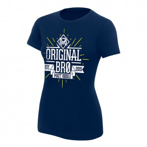 "Matt Riddle ""Original Bro"" Women's T-Shirt"