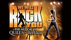 We Will Rock You at Edinburgh Playhouse