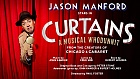 Curtains at Palace Theatre Manchester