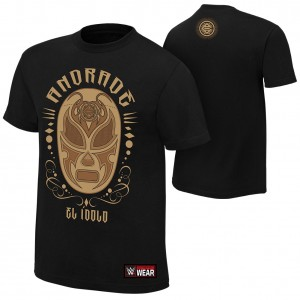 "Andrade Almas ""El Idolo"" Authentic T-Shirt"