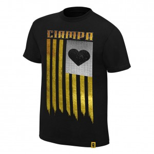 "Tommaso Ciampa ""Blackheart"" Youth Authentic T-Shirt"