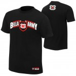 """Bella Twins """"Bella Army"""" Authentic T-Shirt"""
