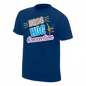 "Boss & Hug Connection ""Wacky Inflatables"" Authentic T-Shirt"