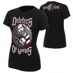 "Matt Hardy & Bray Wyatt ""Deleters of Worlds"" Women's Authentic T-Shirt"