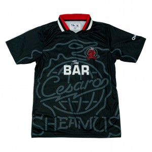 The Bar Chalk Line Soccer Jersey