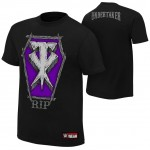 """The Undertaker """"RIP"""" Authentic T-Shirt"""