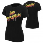 "Ronda Rousey ""Bad Reputation"" Women's Authentic T-Shirt"