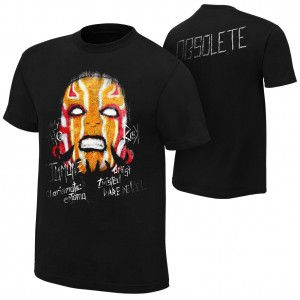 """Jeff Hardy """"Obsolete"""" Youth Authentic T-Shirt"""