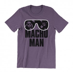 "Macho Man Randy Savage ""Sunglasses"" T-Shirt"