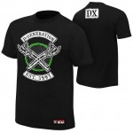 "D-Generation X ""Crossbones"" Authentic T-Shirt"