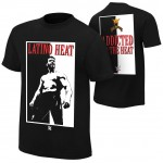 "Eddie Guerrero ""Addicted to the Heat"" Retro T-Shirt"