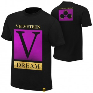 Velveteen Dream NXT Youth Authentic T-Shirt