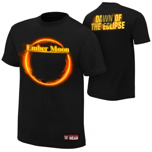 """Ember Moon """"Dawn of the Eclipse"""" Authentic T-Shirt"""