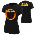 "Ember Moon ""Dawn of the Eclipse"" Women's Authentic T-Shirt"
