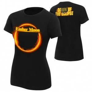 """Ember Moon """"Dawn of the Eclipse"""" Women's Authentic T-Shirt"""