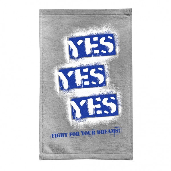 """Daniel Bryan """"Fight for Your Dreams"""" Rally Towel"""