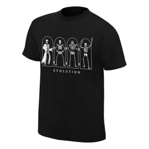 "Evolution ""Skeletons"" T-Shirt"