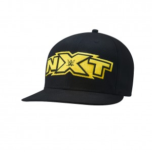 """NXT """"We Are NXT"""" Yellow Snapback Hat"""
