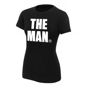 "Becky Lynch ""The Man"" Women's T-Shirt"