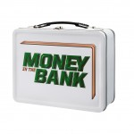 WWE Women's Money in The Bank White Lunch Box