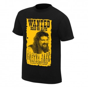 "Cactus Jack ""Wanted"" Retro T-Shirt"