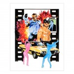 Breezango 11 x 14 Rob Schamberger Art Print