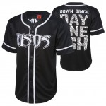 "The Usos ""Since Day One Ish"" Baseball Jersey"