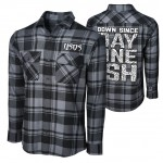 "The Usos ""Since Day One Ish"" Flannel Shirt"