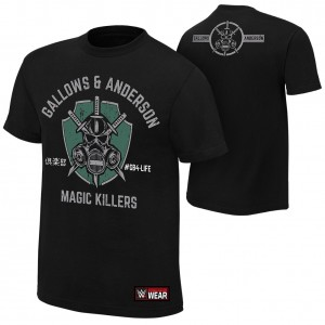 """Gallows & Anderson """"Magic Killers"""" Youth Authentic T-Shirt"""