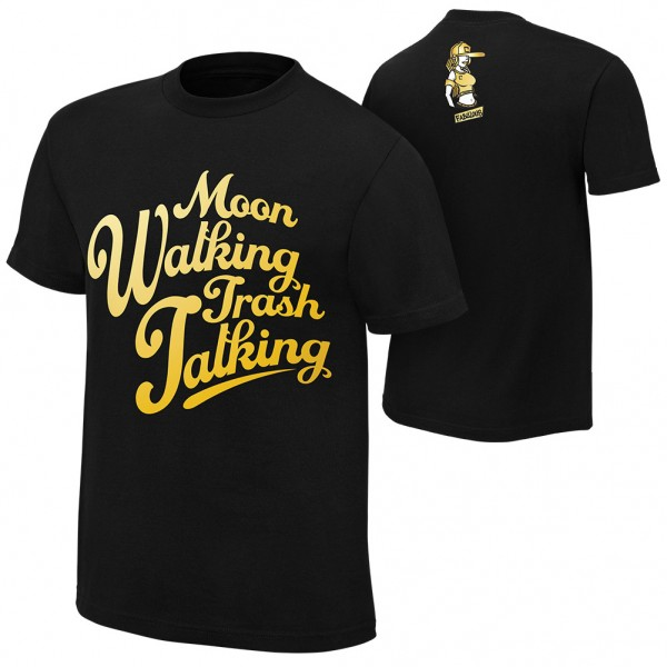 "Carmella ""Moon Walking Trash Talking"" T-Shirt"