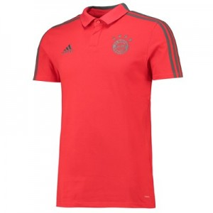 FC Bayern Training Polo - Red
